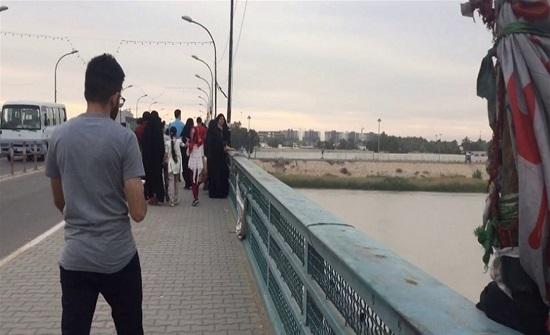 حرمها طليقها من رؤية أطفالها... فألقت نفسها من فوق جسر في مصر !