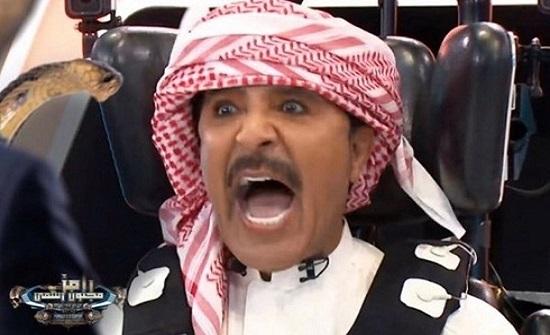 صراخ عبد الله بالخير في برنامج رامز مجنون رسمي حديث السوشال ميديا.. شاهد