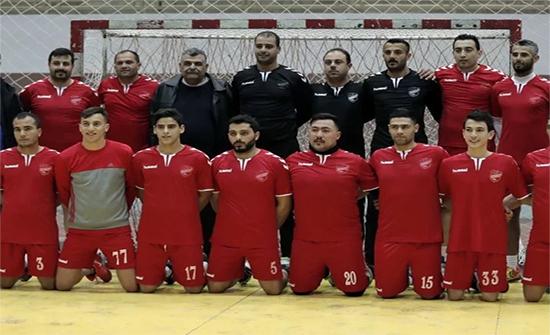 فريقا الحسين والعربي يتأهلان لنهائي بطولة إربد التنشيطية