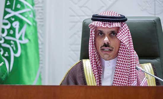 وزير الخارجية السعودي: نحن بحاجة إلى استقرار سوريا