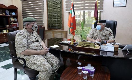 بتوجيهات ملكية... تعزيز الطاقة الاستيعابية لبعض المستشفيات العسكرية للتعامل مع جائحة كورونا
