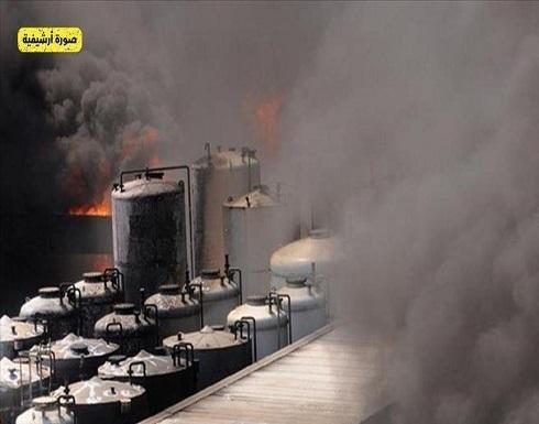 """بيروت.. مصرع 4 أشخاص في انفجار مصنع بـ""""برج البراجنة"""""""