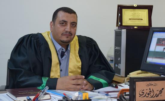 ترقية الدكتور الحوري إلى رتبة أستاذ في جامعة إربد الأهلية