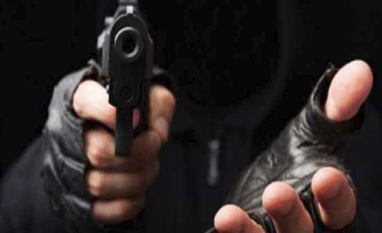 محاولة سطو مسلح على بنك في منطقة المدينة الرياضية ..وضبط الفاعل(صور)