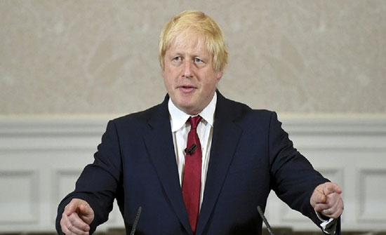 جونسون يقترح إجراء انتخابات مبكرة