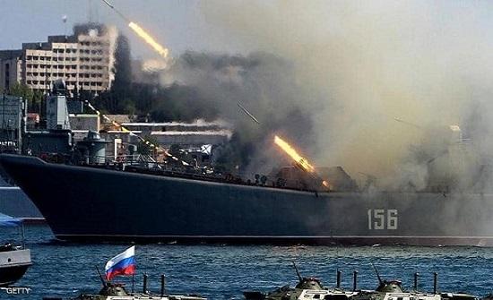 """روسيا تطور أول منظومة صاروخية بالعالم """"أسرع من الصوت"""""""