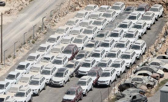 ارتفاع حجم التخليص على المركبات بنسبة 20 بالمئة بتسعة شهور