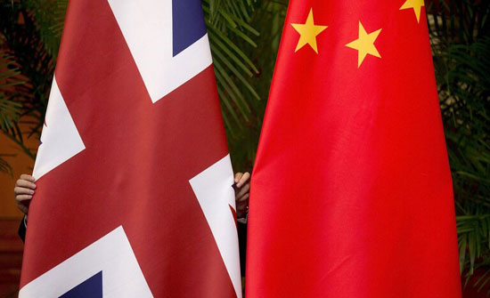 """الصين تفرض عقوبات على بريطانيا بسبب """"الأكاذيب"""" حول شينجيانغ"""