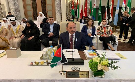 العموش يشارك باجتماعات مجلس وزراء الإسكان والتعمير العرب