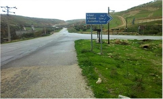 الكورة: مطالب بمعالجة خطورة مثلث برقش جديتا على السائقين