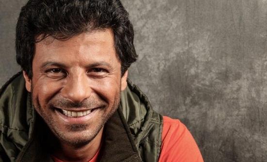 بالفيديو : السيسي يمدح الفنان الاردني اياد نصار