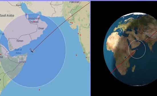 تحديد موعد سقوط الصاروخ الصيني.. وبث مباشر لتتبع لحظاته الأخيرة