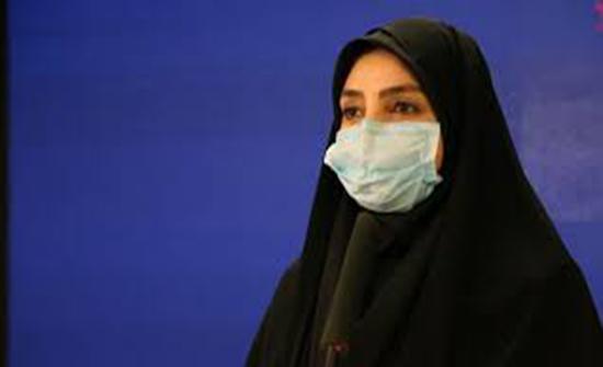 ايران: 190 وفاة و3512 جديدة بكورونا
