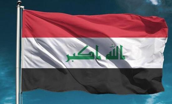 العراق يدين استهداف مطار اربيل