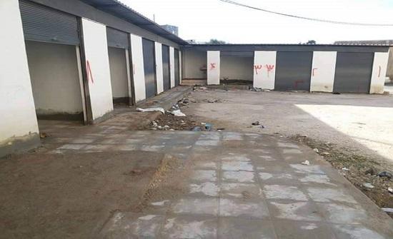 دير أبي سعيد: سوق الخضار الشعبي مُعطل منذ 8 أعوام رغم انتشار البسطات