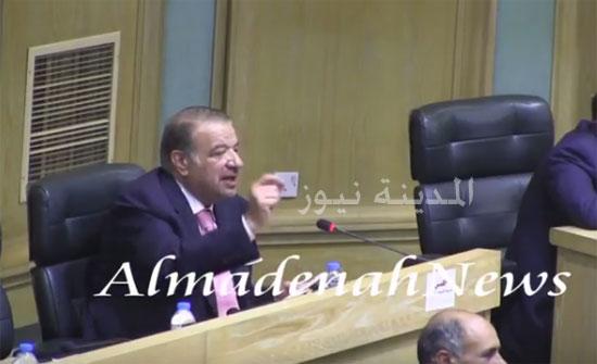 الدغمي يهاجم مشروع قانون ديوان المحاسبة
