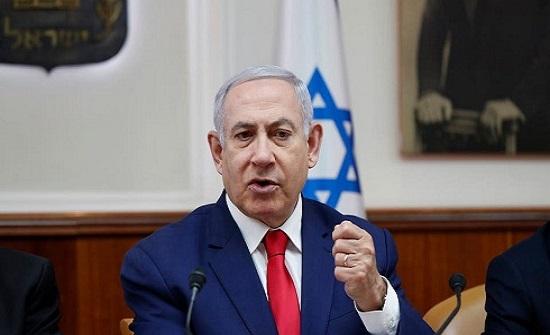 """نتانياهو يحذر: يد إسرائيل طليقة في غزة """"رغم التهدئة"""""""