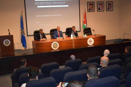 الخدمة المدنية وأكاديمية الحسين للحماية المدنية ينظمان ورشة الاسعافات الأولية