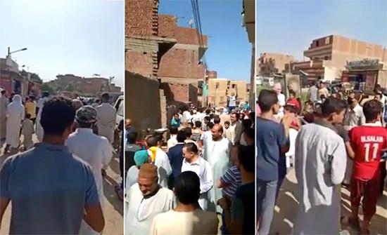 """مصر.. الأمن يتصدى لمظاهرات """"جمعة الغضب"""" ويعتقل عشرات المحتجين"""
