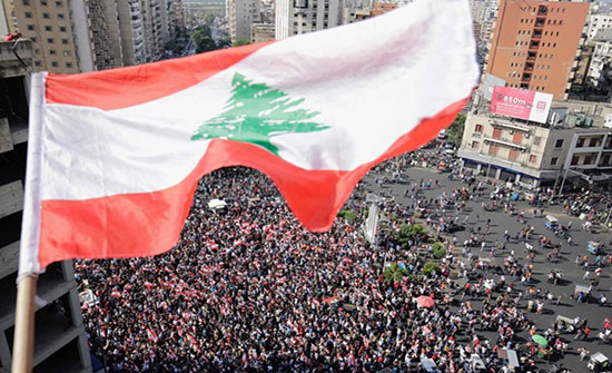 لبنان: تحركات احتجاجية وقطع طرق ليلا وسقوط جرحى