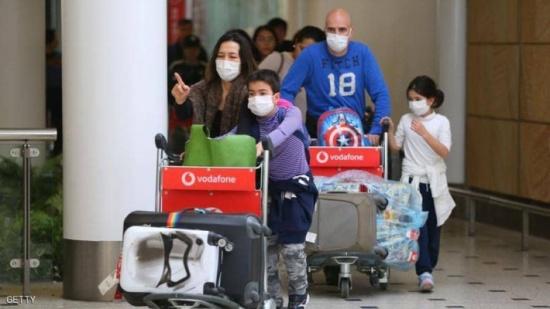 الصين: ارتفاع الاصابات بفيروس كورونا وإلغاء مسابقة الملاكمة بسبب تفشي المرض