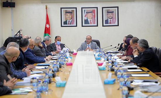 المالية النيابية تناقش موازنة وزارة التعليم العالي