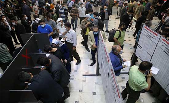 رئاسيات إيران.. التصويت يتواصل وسط دعوات الزعماء السياسيين للمشاركة بكثافة
