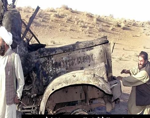 """المتحدث باسم """"طالبان"""" يتهم واشنطن بشن غارات جوية على قندهار وهلمند"""