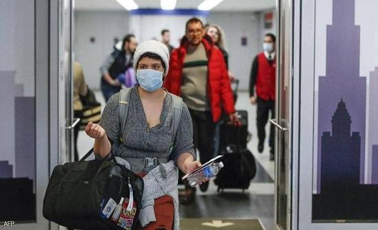 أميركا تعتزم فتح حدودها أمام المسافرين المطعمين بالكامل