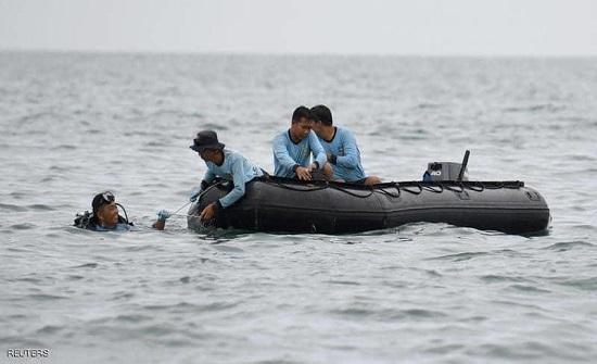 آخر لحظات ضحايا الطائرة الإندونيسية