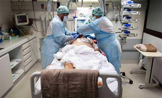تسجيل 10 وفيات و920 إصابة جديدة بكورونا في الاردن