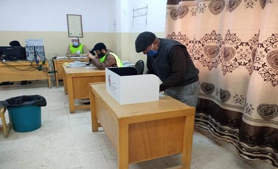 مراكز الاقتراع في عجلون تشهد اقبالا ملحوظا من الناخبين
