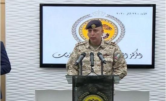 الفراية: استقبال 6855 شخصا ضمن برامج عودة الأردنيين من الخارج