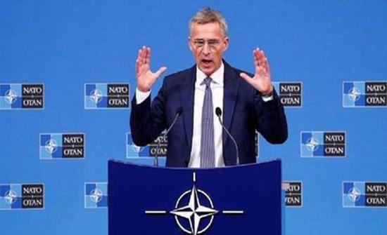 الناتو يرحب باقتراح ألمانيا بشأن إنشاء منطقة آمنة شمالي سوريا برعاية أممية