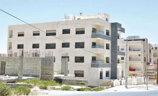 5ر27 % نسبة انخفاض مساحة الأبنية المرخصة في المملكة