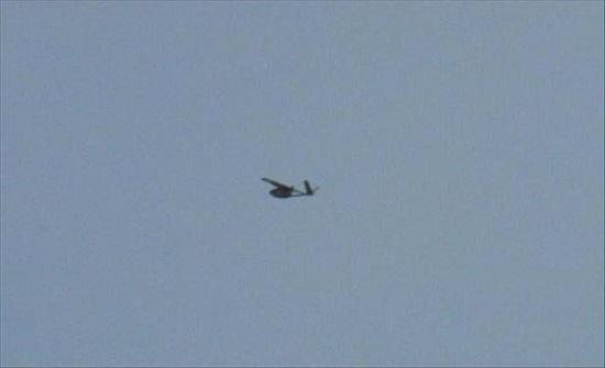الجيش الإسرائيلي يعلن سقوط طائرة مسيرة شمالي غزة
