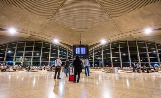 مطار الملكة علياء الدولي يستقبل أكثر من 5 ملايين مسافر