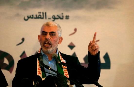 السنوار: إذا عادت المعركة مع الاحتلال سيتغير شكل الشرق الأوسط