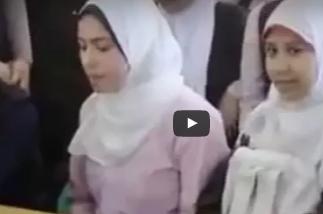 طالبة تبهر رواد فيس بوك بجمال صوتها المدينة نيوز