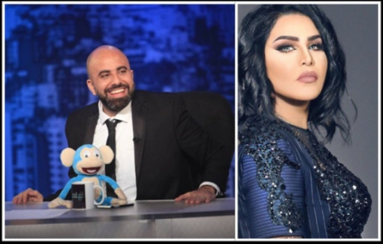 أحلام تتطاول على هشام حدّاد.. والأخير يردّ 'حطّي ايدك عكرشك'!