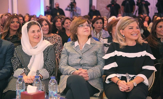 غوشة تفتتح فعاليات مؤتمر نساء على خطوط المواجهة