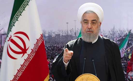 """صيحات من قلب العاصمة.. تنادي بـ""""إعدام روحاني"""""""