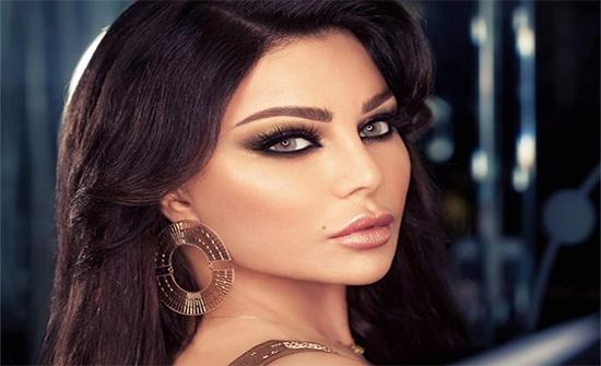 صور : هيفا وهبي تحيي حفل تتويج ملك جمال لبنان للعام 2019