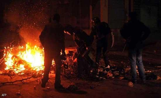 """شاب تونسي يحرق نفسه حتى الموت """"احتجاجا"""" على الاوضاع"""