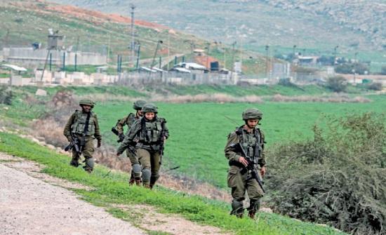 استشهاد مواطن فلسطيني برصاص الاحتلال جنوب نابلس