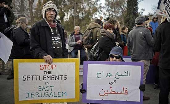 الاحتلال يصدر قراراً بتجميد إخلاء منازل بالشيخ جراح في القدس