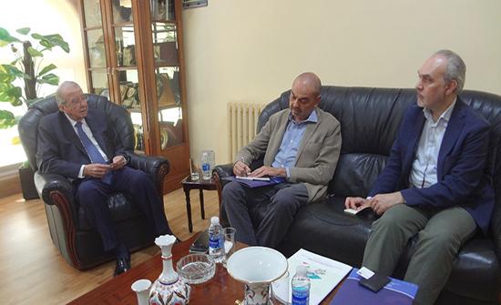 جمعية رجال الأعمال تبحث تعزيز العلاقات الأردنية الإيطالية