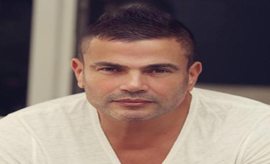 سيلفي عمرو دياب والراقصة جوهرة يشعل مواقع التواصل