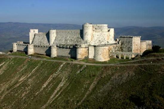 قلعة الكرك معلم حضاري وتاريخي شاهد على عهود غابرة