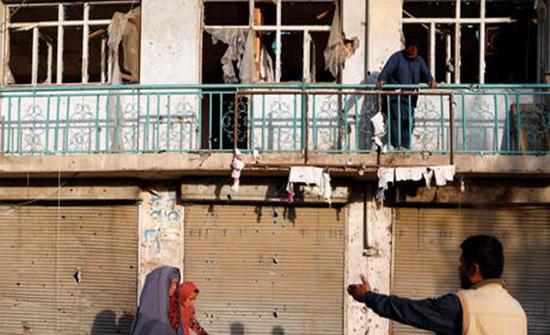 جرحى جراء انفجار سيارة مفخخة جنوبي أفغانستان